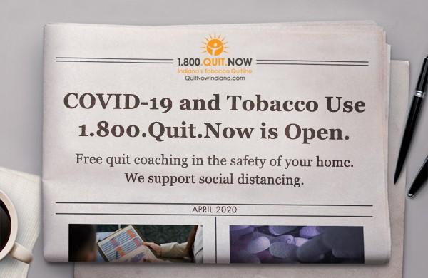 COVID-19 & Tobacco Use - ITQL